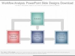 Workflow Analysis Powerpoint Slide Designs Download