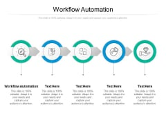 Workflow Automation Ppt PowerPoint Presentation File Design Ideas Cpb