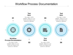 Workflow Process Documentation Ppt PowerPoint Presentation Outline Inspiration Cpb