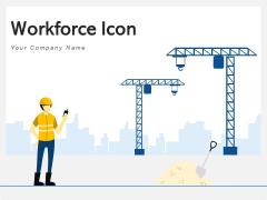 Workforce Icon Safety Equipment Ppt PowerPoint Presentation Complete Deck