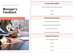Workforce Planning System Managers Feedback Ppt PowerPoint Presentation Gallery Example Introduction PDF
