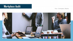 Workplace Audit Manufacturing Plant Ppt PowerPoint Presentation Complete Deck With Slides
