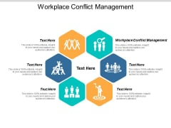Workplace Conflict Management Ppt PowerPoint Presentation Icon Gallery Cpb