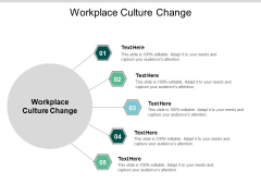 Workplace Culture Change Ppt PowerPoint Presentation Styles Master Slide Cpb