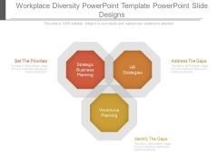 Workplace Diversity Powerpoint Template Powerpoint Slide Designs