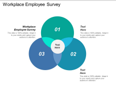 Workplace Employee Survey Ppt PowerPoint Presentation Inspiration Background Cpb