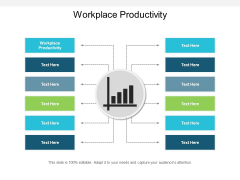 Workplace Productivity Ppt PowerPoint Presentation Show Graphics Tutorials
