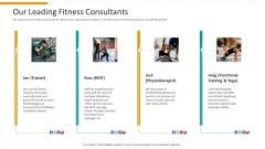 Workplace Wellness Our Leading Fitness Consultants Microsoft PDF