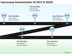What Is Parallel Processing Expressway Demonstration Of 2012 To 2016 PowerPoint Slides
