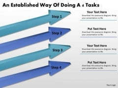 Windows Parallel Processing An Established Way Of Doing 4 Tasks PowerPoint Slides