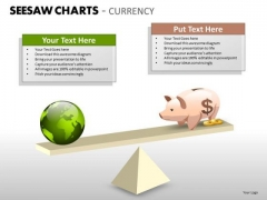 World Savings Currency PowerPoint Slides And Ppt Diagram Templates