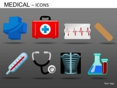 X-ray Medical Ppt Editable PowerPoint Slides