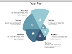 Year Plan Ppt PowerPoint Presentation Visual Aids Summary