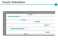 Yearly Scheduler Ppt PowerPoint Presentation Ideas Background Image