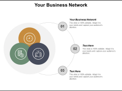 Your Business Network Ppt PowerPoint Presentation Professional Slides