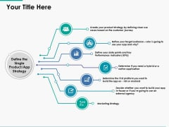 Your Title Here Management Ppt Powerpoint Presentation Slides Deck