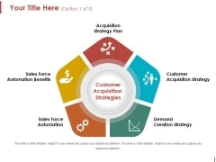Your Title Here Template 1 Ppt PowerPoint Presentation Ideas Tips
