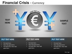 Yoy Euro Finance PowerPoint Templates