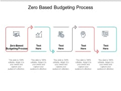 Zero Based Budgeting Process Ppt PowerPoint Presentation Summary Example Introduction Cpb