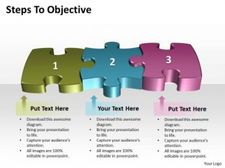 business_charts_powerpoint_templates_steps_to_objective_editable_sales_1