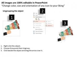 Business Diagram Sales Strategy Plan Template Presentation ...