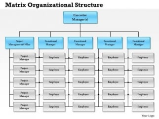 business framework matrix organizational structure powerpoint, Powerpoint templates
