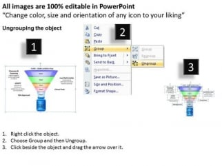 business funnels powerpoint templates marketing drug discovery, Powerpoint templates
