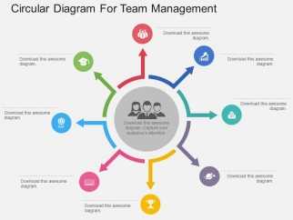 Circular_Diagram_For_Team_Management_Powerpoint_Template_1