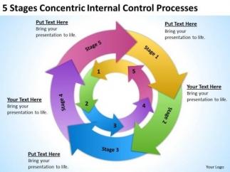 Concentric Internal Control Processes Business Plan Template - Internal business plan template