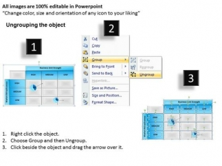 editable ge mckinsey matrix powerpoint templates - powerpoint, Presentation templates