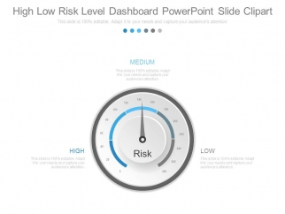 High_Low_Risk_Level_Dashboard_Powerpoint_Slide_Clipart_1