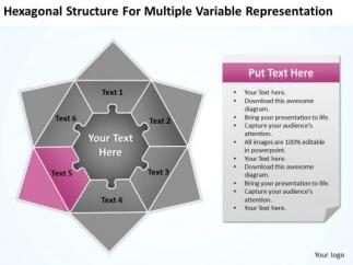 Multiple Variable Representation Ppt Online Business Plan Creator ...