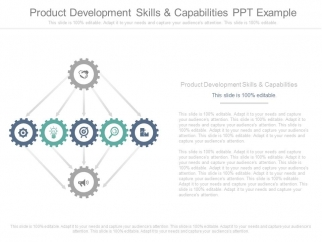 Product_Development_Skills_And_Capabilities_Ppt_Example_1
