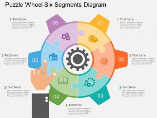 Puzzle_Wheel_Six_Segments_Diagram_Powerpoint_Template_1