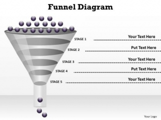 powerpoint_templates_chart_funnel_diagram_ppt_backgrounds_1