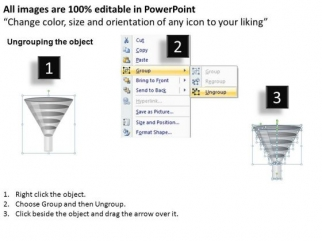 powerpoint_templates_chart_funnel_diagram_ppt_backgrounds_2