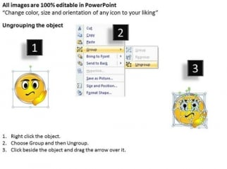 ppt_a_shiney_emoticon_thinking_face_business_management_powerpoint_templates_2