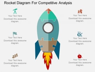 Rocket_Diagram_For_Competitive_Analysis_Powerpoint_Template_1