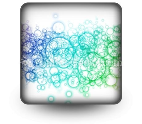 Abstract Circles PowerPoint Icon S