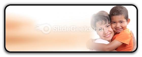 Adoptive Child PowerPoint Icon R