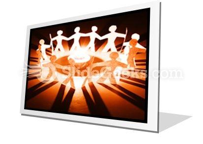 Alltogheter PowerPoint Icon F