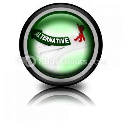 Alternative PowerPoint Icon Cc