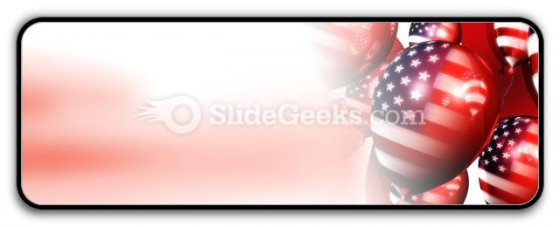 America Balloons01 PowerPoint Icon R