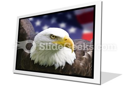 American Eagle01 PowerPoint Icon F