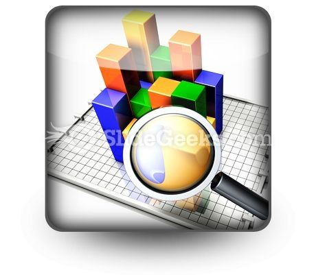 Analyzing The Data PowerPoint Icon S