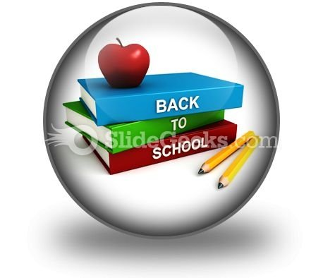 Back To School PowerPoint Icon C