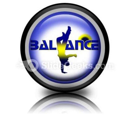 Balance02 PowerPoint Icon Cc