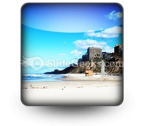 Beach01 PowerPoint Icon S