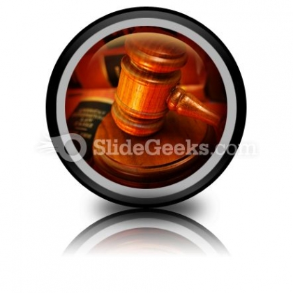 Book Pile PowerPoint Icon Cc