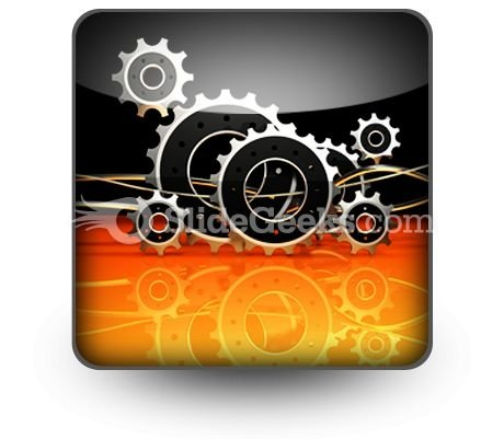 Business Industrial PowerPoint Icon S